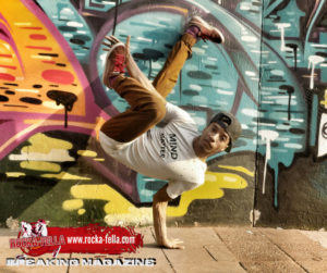 MITCHELLS PLAIN: BBOY KASHIEF